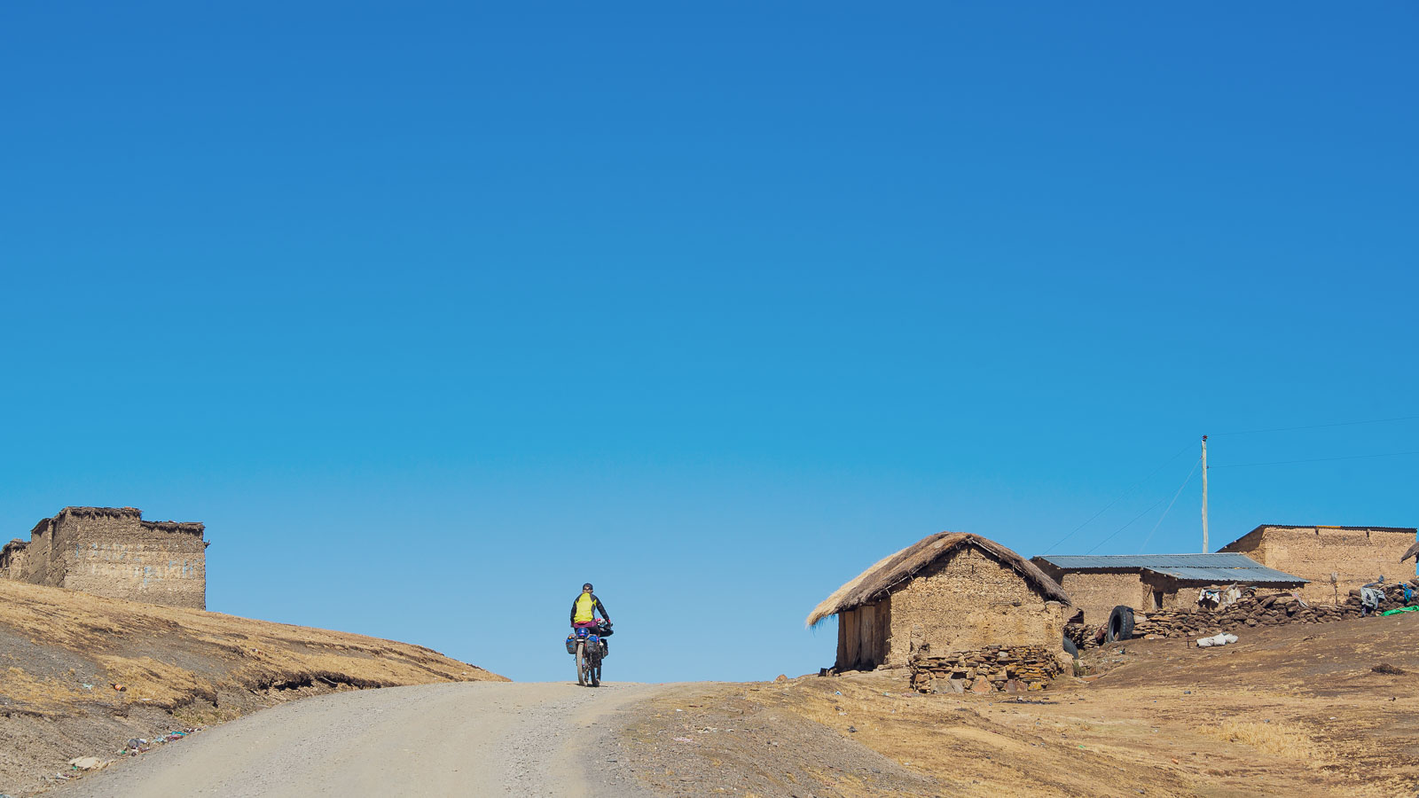Bolivia: Charazani – Sorata via Llica Canyon