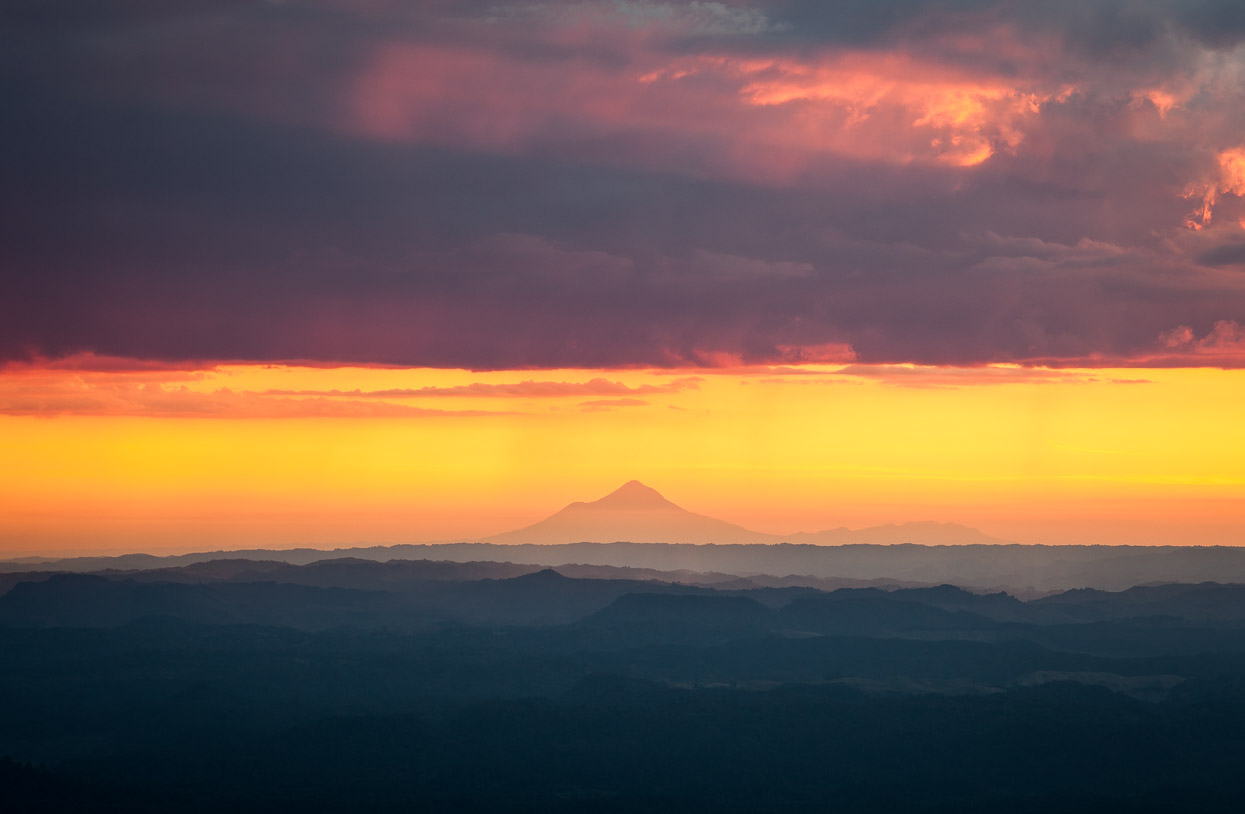 new zealand stock photo taranaki mount egmont mark watson