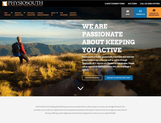 Physiosouth Website Image Mark Watson Highlux Photography