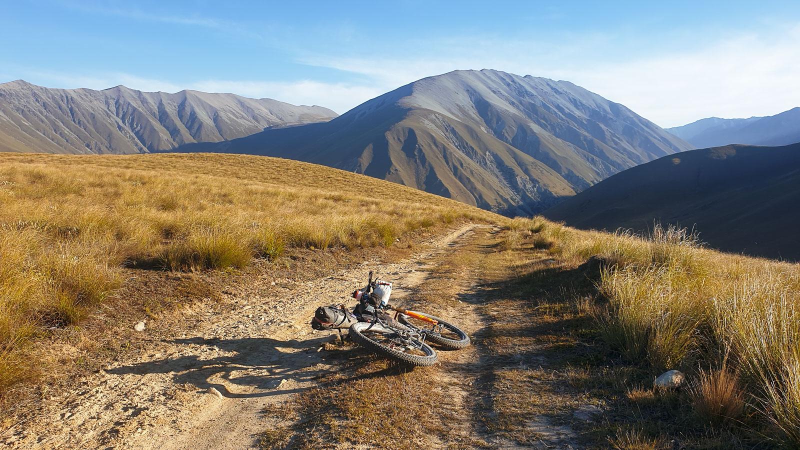 Tour Te Waipounamu 2021 Race Report