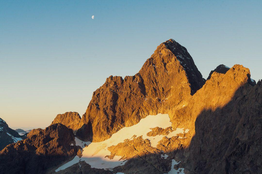 Mt Te Wera, Darran Mountains
